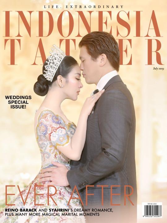 Majalah Indonesia Tatler - edisi 7/2019