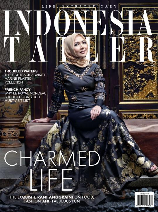 Majalah Indonesia Tatler - edisi 8/2019