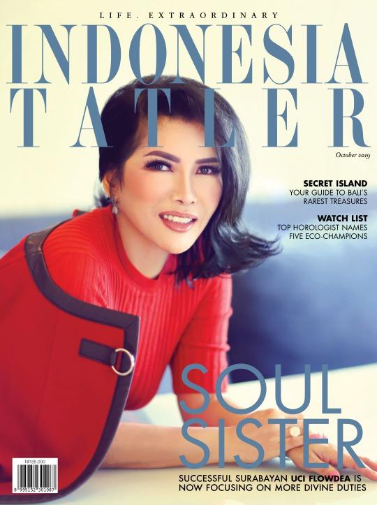 Majalah Indonesia Tatler - edisi 10