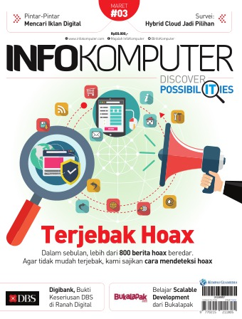 Majalah Infokomputer - edisi 3/2017