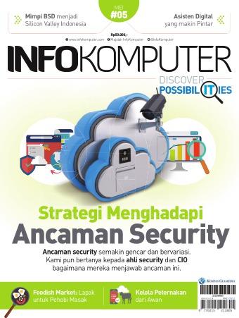 Majalah InfoKomputer - edisi 05