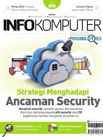 Majalah InfoKomputer - edisi 5/2017