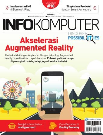 Majalah Infokomputer - edisi 10/2017
