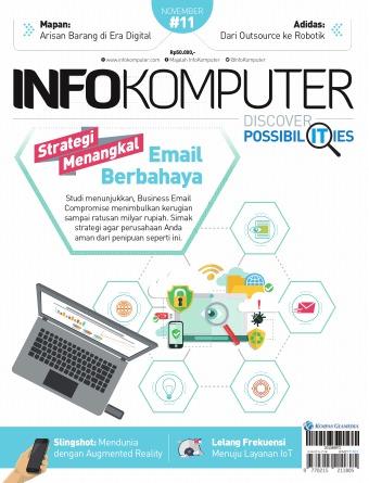 Majalah Infokomputer - edisi 11/2017