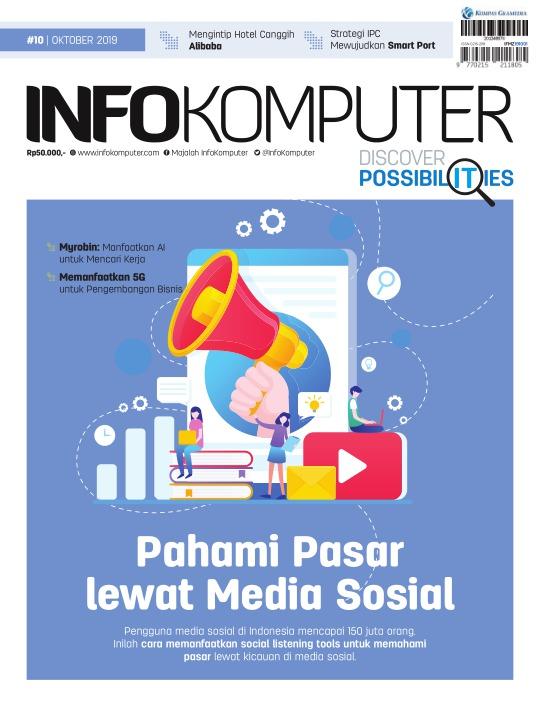 Majalah Infokomputer - edisi 10/2019