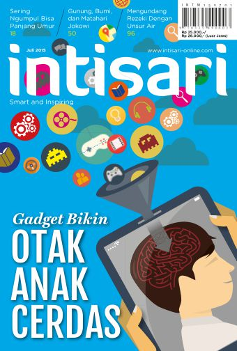 Majalah Intisari - edisi 634