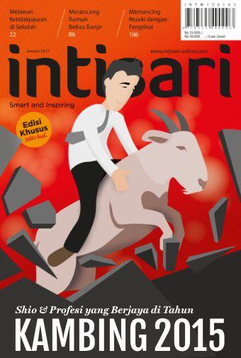Majalah Intisari - edisi 628