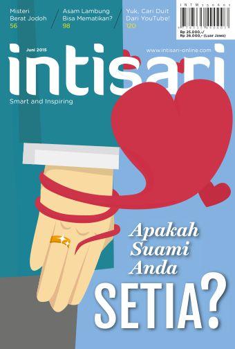 Majalah Intisari - edisi 633