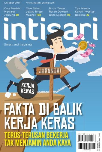 Majalah Intisari - edisi 661