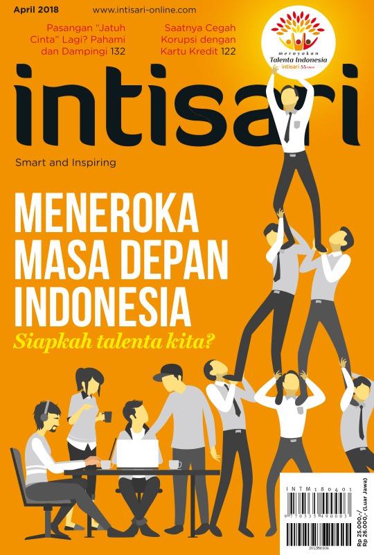Majalah Intisari - edisi 667
