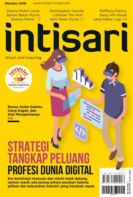 Majalah Intisari - edisi 673