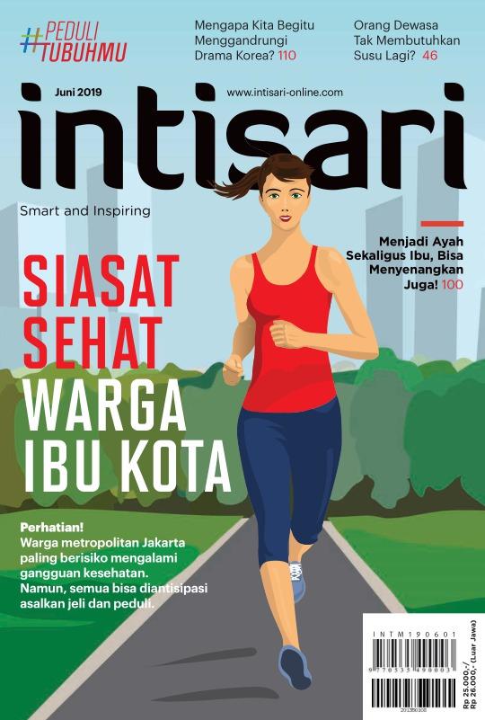 Majalah Intisari - edisi 681