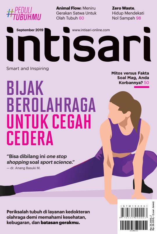Majalah Intisari - edisi 684