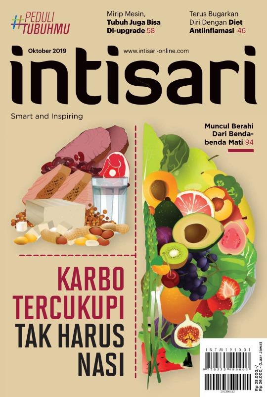 Majalah Intisari - edisi 685