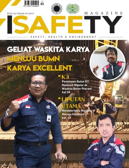 Majalah ISAFETY - edisi 02/2019