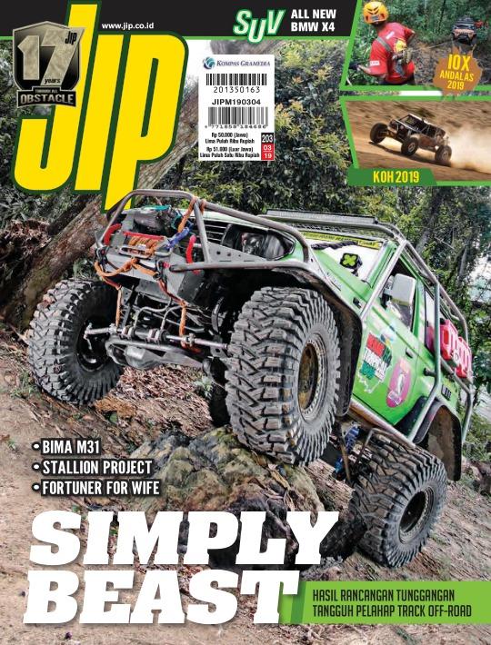 Majalah JIP - edisi 203