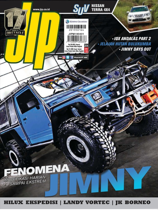 Majalah JIP - edisi 204