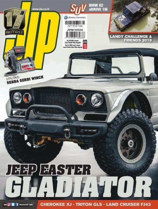 Majalah JIP - edisi 205