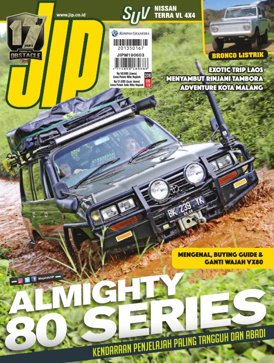 Majalah JIP - edisi 206