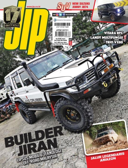 Majalah JIP - edisi 207