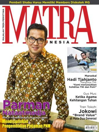 Majalah Matra - edisi 0118