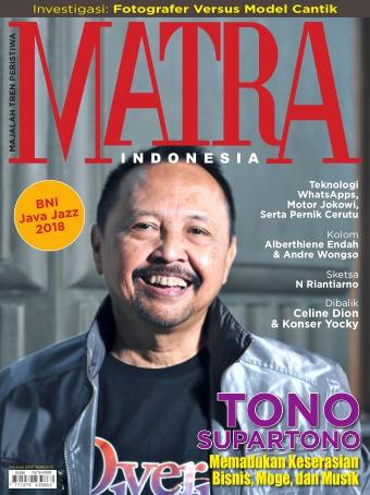 Majalah Matra - edisi 0218