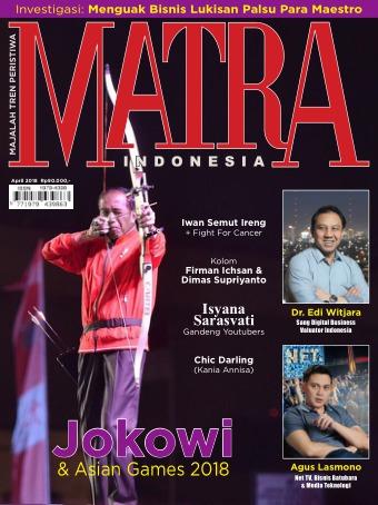 Majalah Matra - edisi 0418
