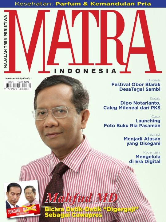 Majalah Matra - edisi 0918