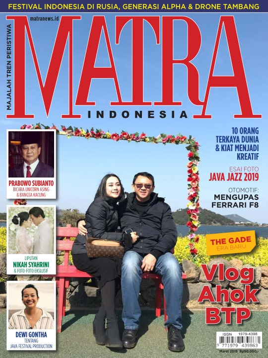 Majalah Matra - edisi 0319