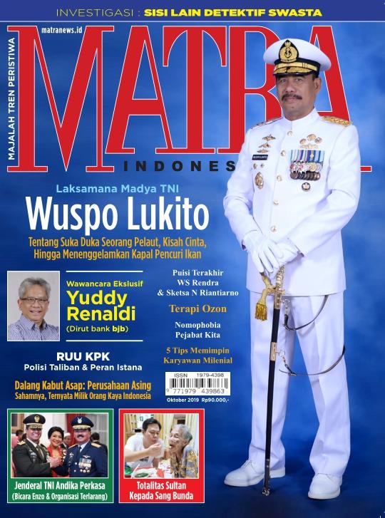 Majalah Matra - edisi 1019