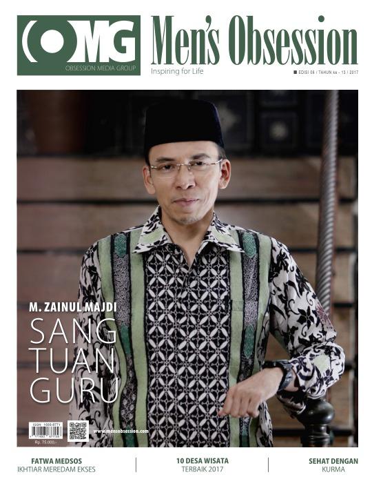 Majalah Mens Obsession - edisi 06/2017