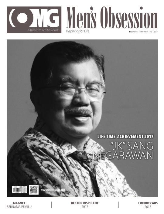 Majalah Mens Obsession - edisi 05/2017