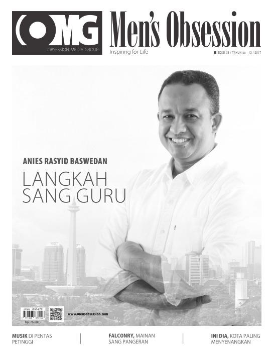 Majalah Mens Obsession - edisi 03/2017