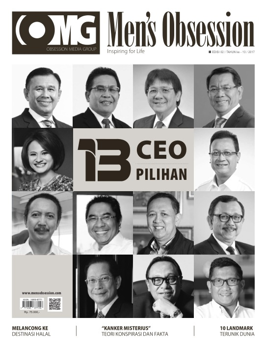 Majalah Mens Obsession - edisi 02/2017