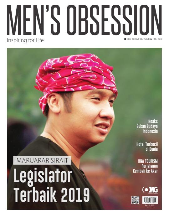 Majalah Mens Obsession - edisi Khusus 03/2019
