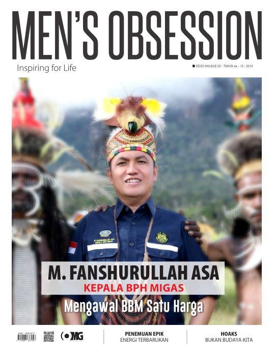 Majalah Mens Obsession - edisi Khusus 04/2019