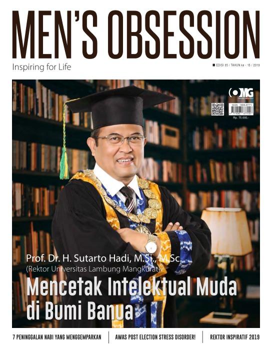 Majalah Mens Obsession - edisi 184