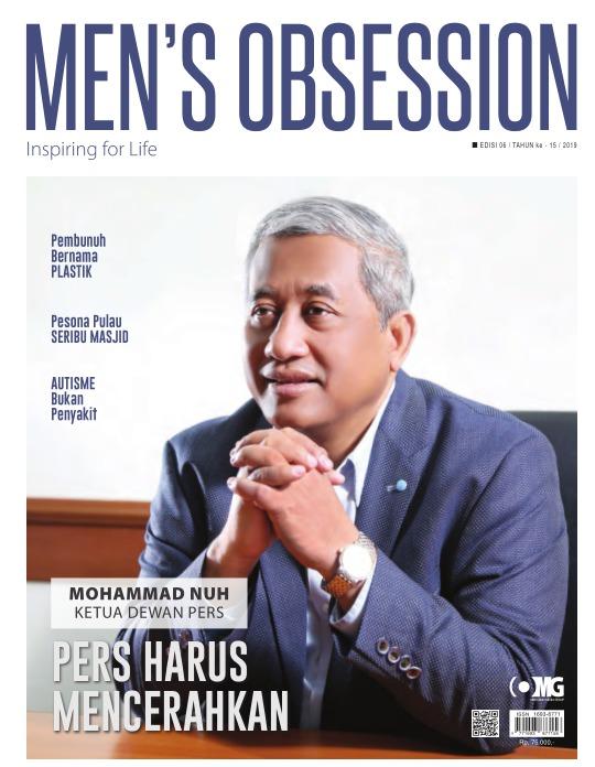 Majalah Mens Obsession - edisi 06/2019