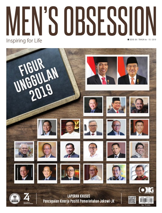 Majalah Mens Obsession - edisi 187