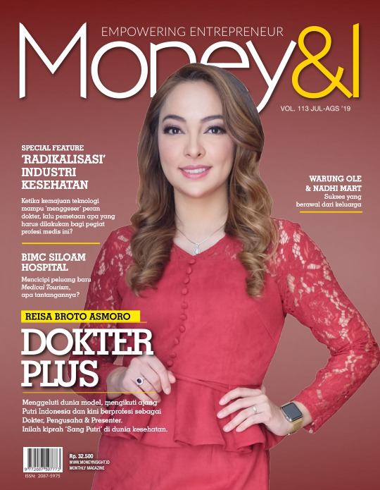 Majalah Money&I - edisi 113