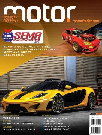 Majalah motor - edisi 81