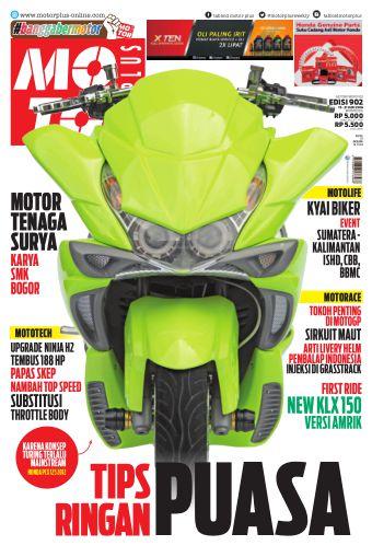 Tabloid Motor Plus - edisi 902