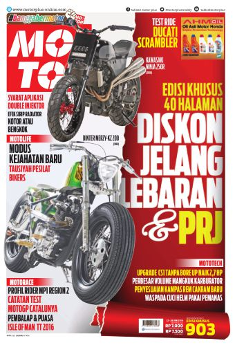 Tabloid Motor Plus - edisi 903