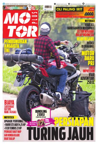 Tabloid Motor Plus - edisi 904