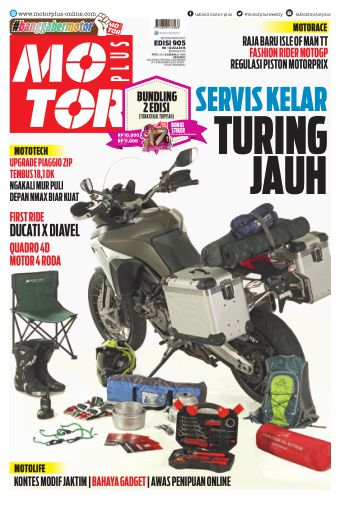 Tabloid Motor Plus - edisi 905