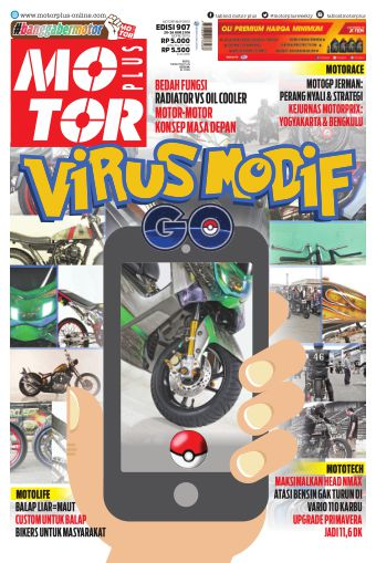Tabloid Motor Plus - edisi 907