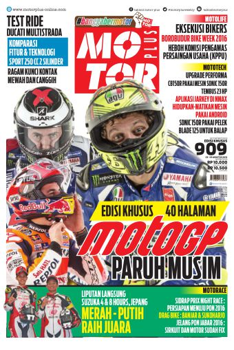 Tabloid Motor Plus - edisi 909