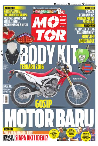 Tabloid Motor Plus - edisi 911