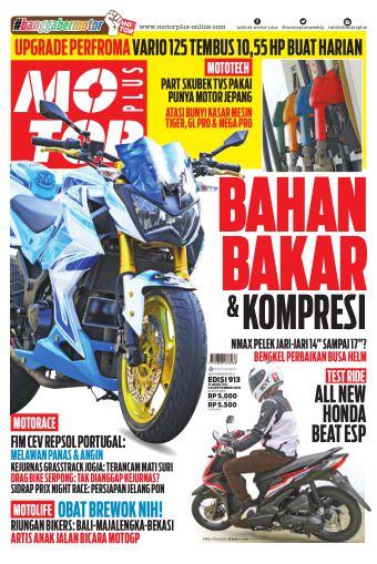 Tabloid Motor Plus - edisi 913