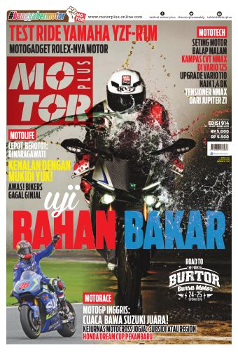 Tabloid Motor Plus - edisi 914